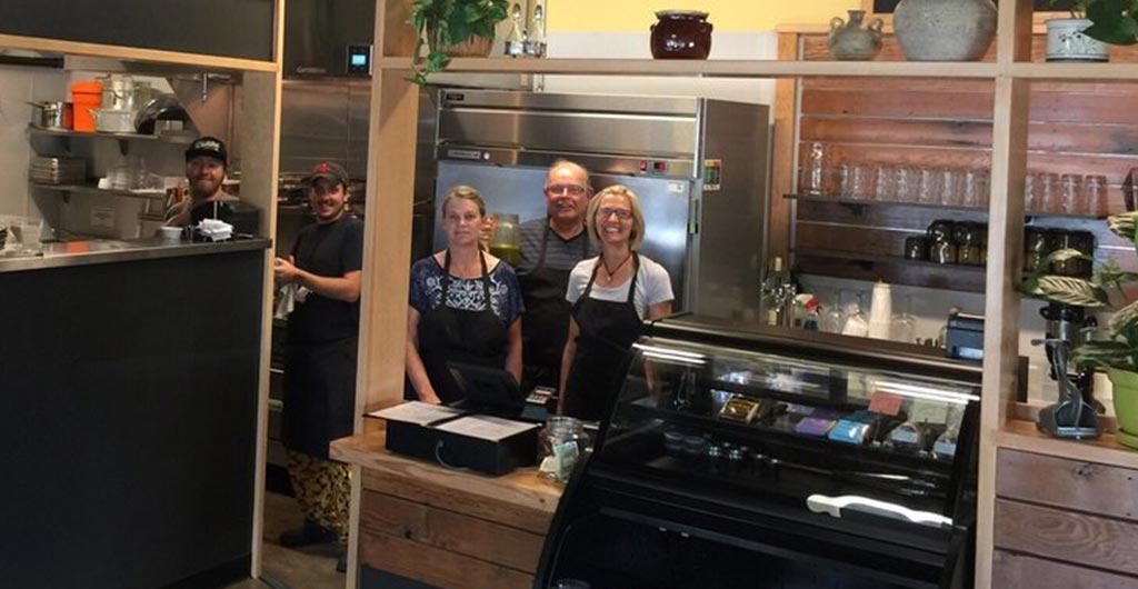 Fern Kitchen Fresh Nourishing Food W Care Consciousness Creativity
